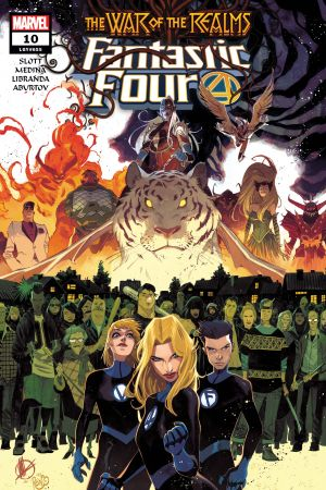 Fantastic Four (2018) #10