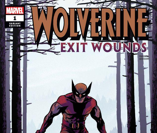 WOLVERINE: EXIT WOUNDS 1 CLOONAN VARIANT #1
