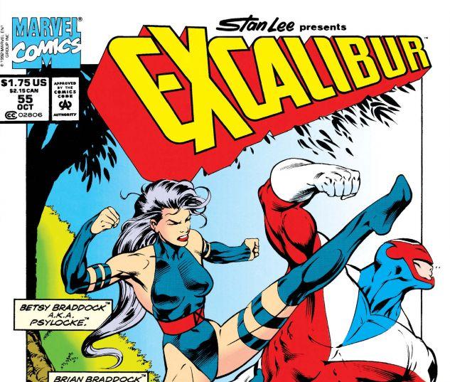 EXCALIBUR (1988) #55