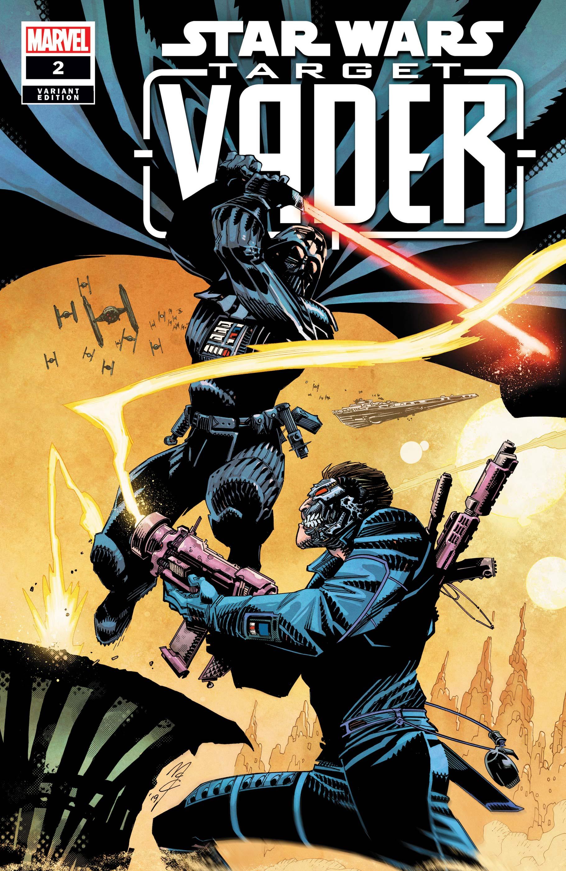 Star Wars: Target Vader (2019) #2 (Variant)