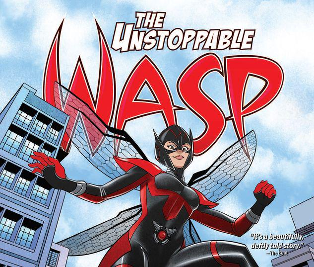 THE UNSTOPPABLE WASP: UNLIMITED VOL. 2 - G.I.R.L. VS. A.I.M. TPB #2