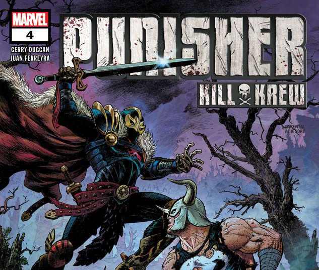 Punisher Kill Krew #4