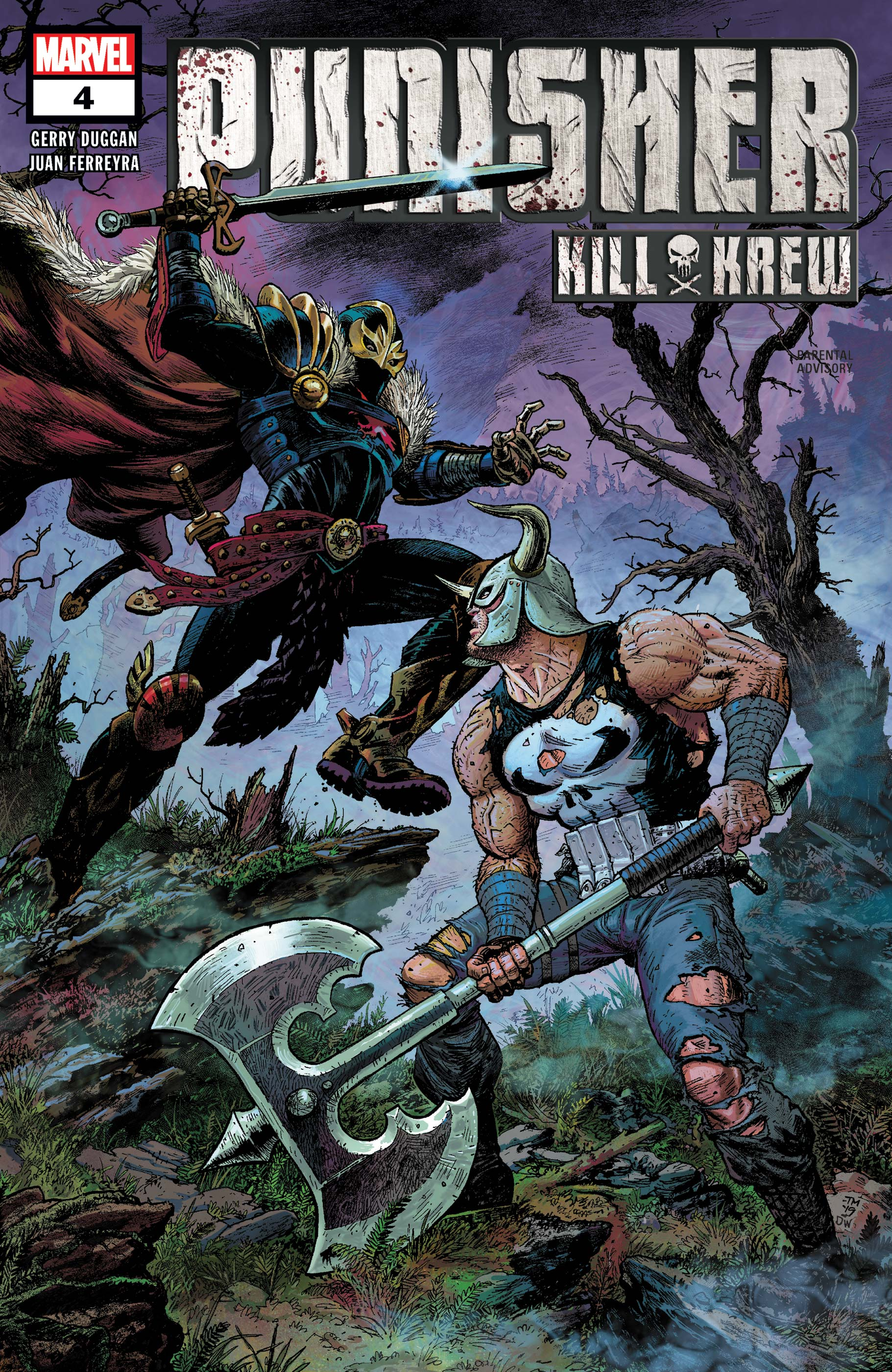 Punisher Kill Krew (2019) #4