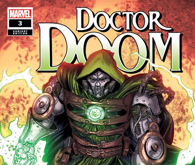 Doctor Doom #3