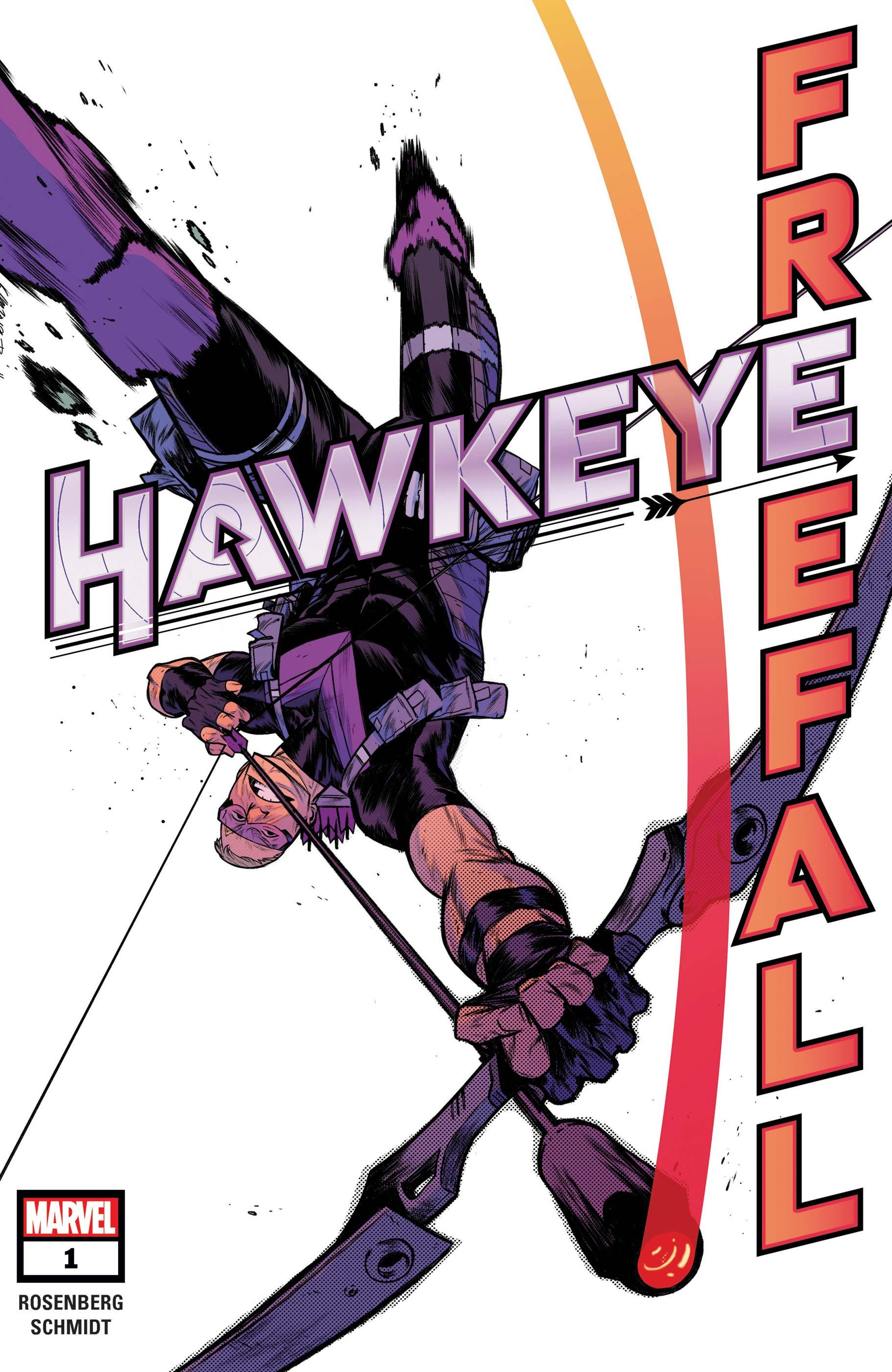 Hawkeye: Freefall (2020) #1