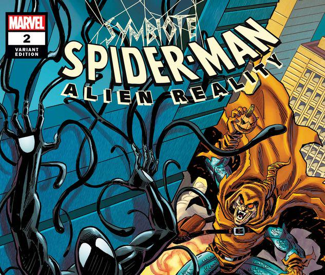 Symbiote Spider-Man: Alien Reality #2