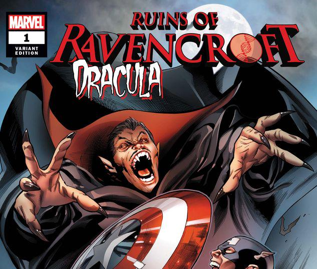 RUINS OF RAVENCROFT: DRACULA 1 LAND VARIANT #1