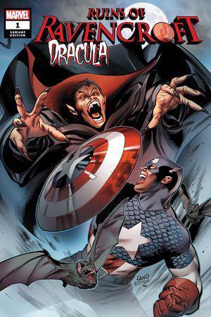 Ruins of Ravencroft: Dracula (2020) #1 (Variant)