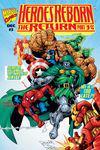 Heroes Reborn the Return #3