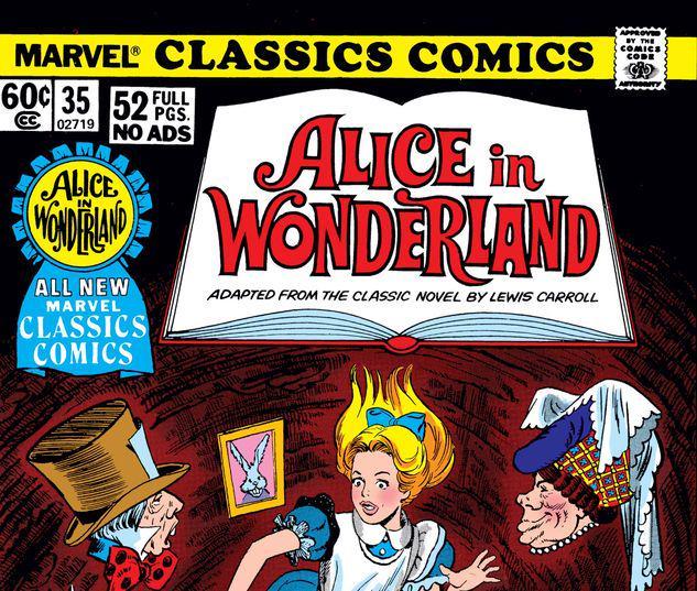 Marvel Classics Comics Series Featuring #35