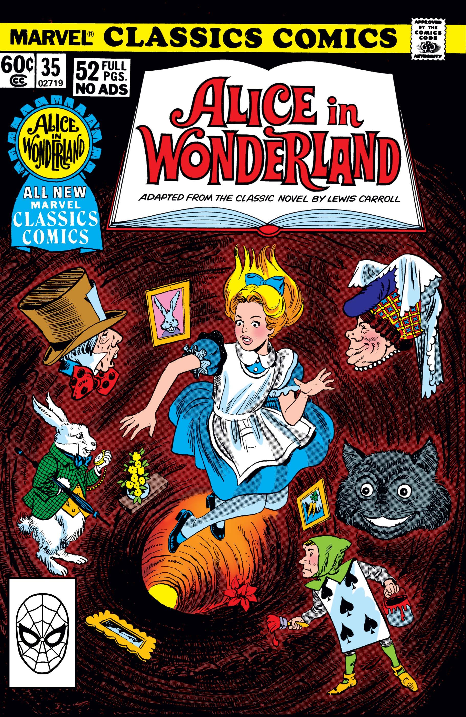 Marvel Classics Comics Series Featuring (1976) #35