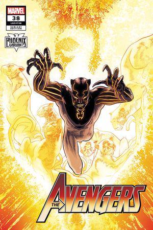 Avengers #38  (Variant)