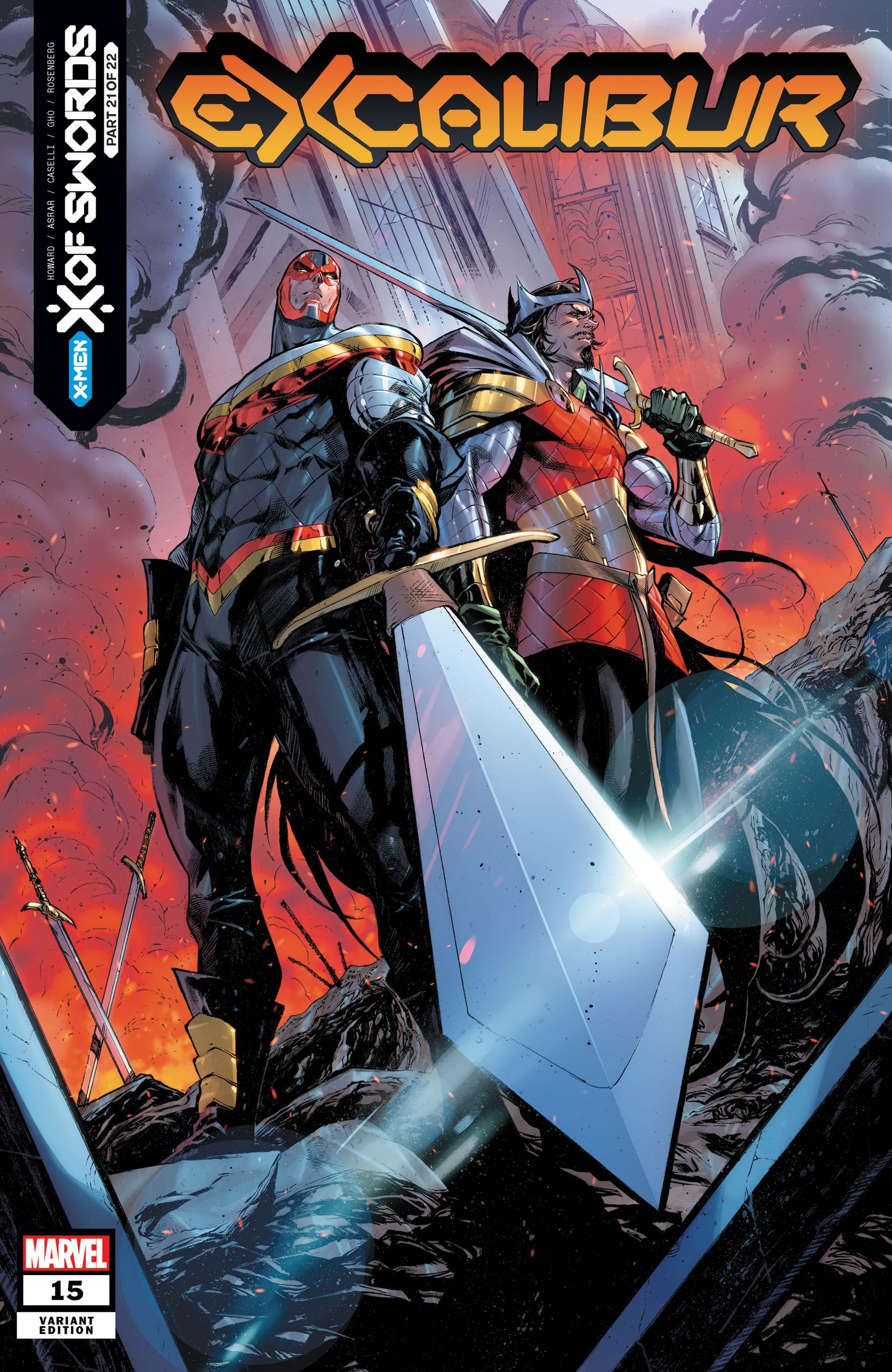 Excalibur (2019) #15 (Variant)