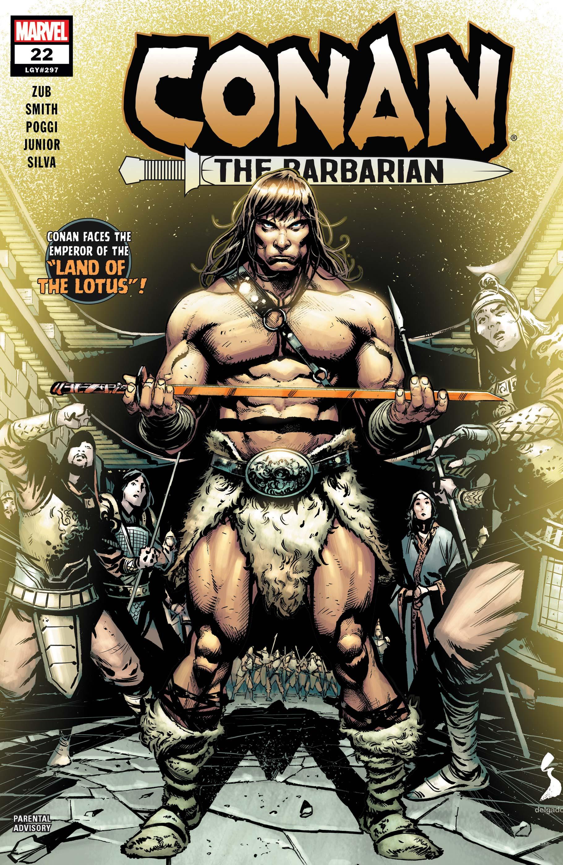 Conan the Barbarian (2019) #22