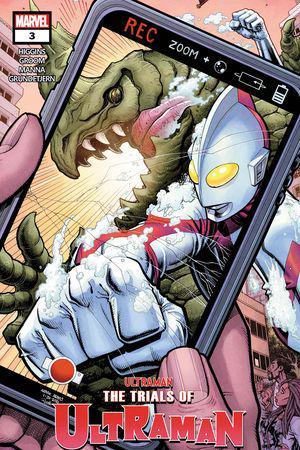 The Trials of Ultraman (2021) #3