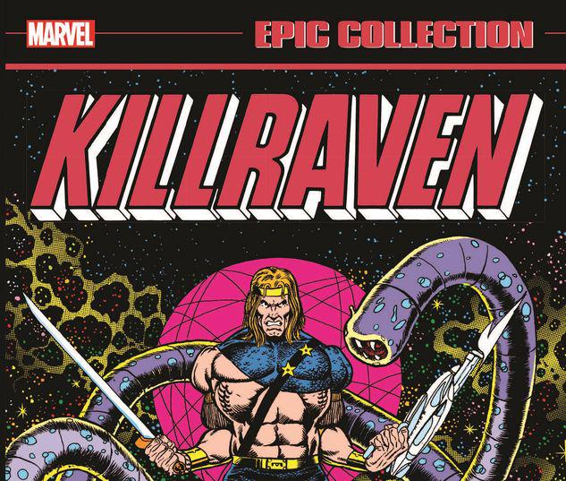Killraven Epic Collection: Warrior Of The Worlds #0