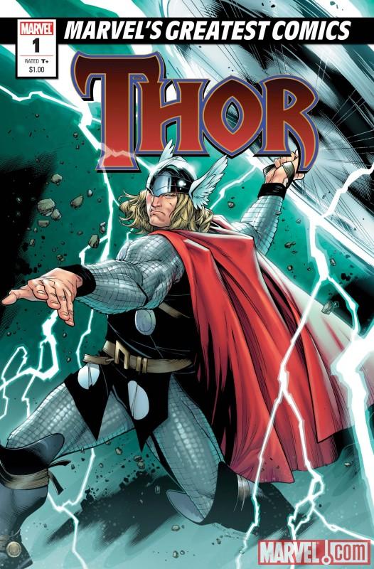 Thor MGC (2010) #1