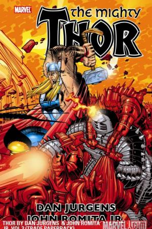 Thor by Dan Jurgens  & John Romita Jr. Vol.2 (Trade Paperback)