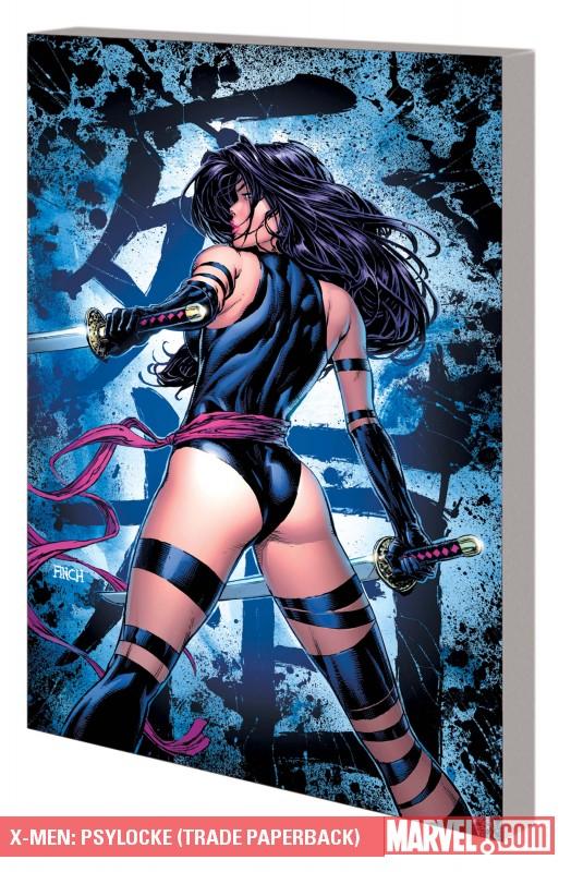 X-Men: Psylocke (Trade Paperback)