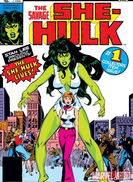 Savage She-Hulk (1980) #1