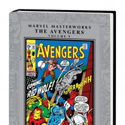 Marvel Masterworks: The Avengers Vol. 9