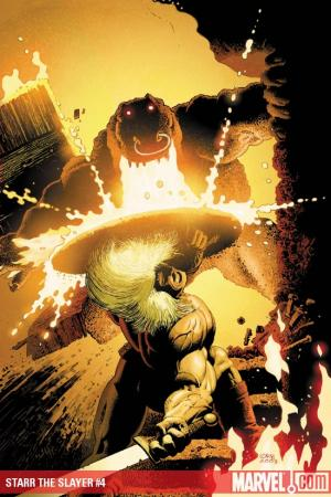 Starr the Slayer (2009) #4