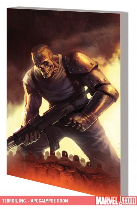 Terror, Inc. - Apocalypse Soon (Trade Paperback)