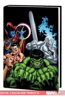Hulk Vol. 3: Hulk No More (Hardcover)