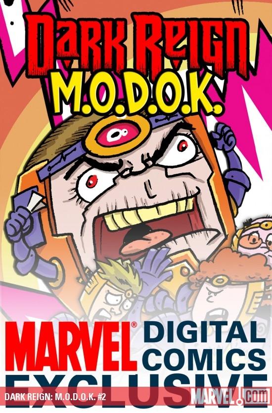 Dark Reign: M.O.D.O.K. (2009) #2