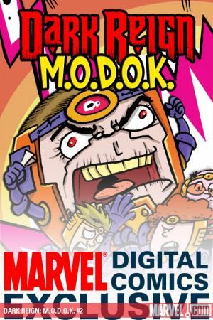 Dark Reign: M.O.D.O.K. #2