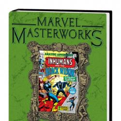Marvel Masterworks: The Inhumans Vol.1