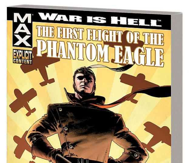 WAR IS HELL: THE FIRST FLIGHT OF THE PHANTOM EAGLE TPB #0
