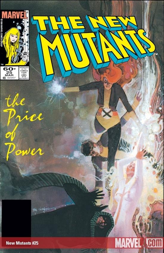 New Mutants (1983) #25