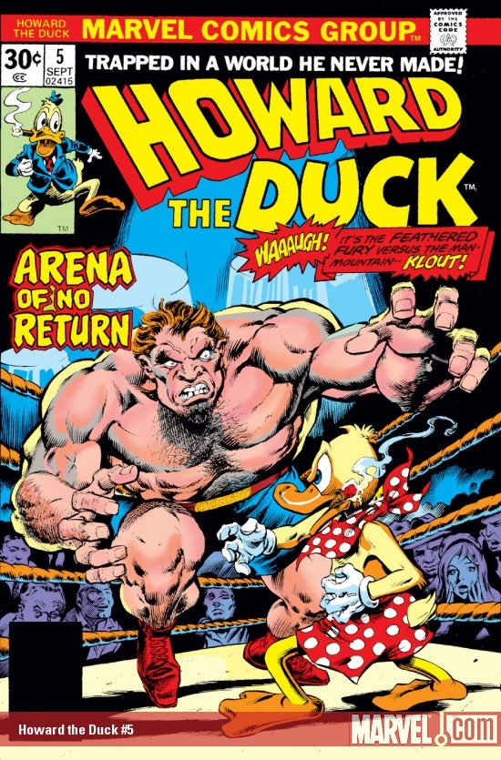 Howard the Duck (1976) #5