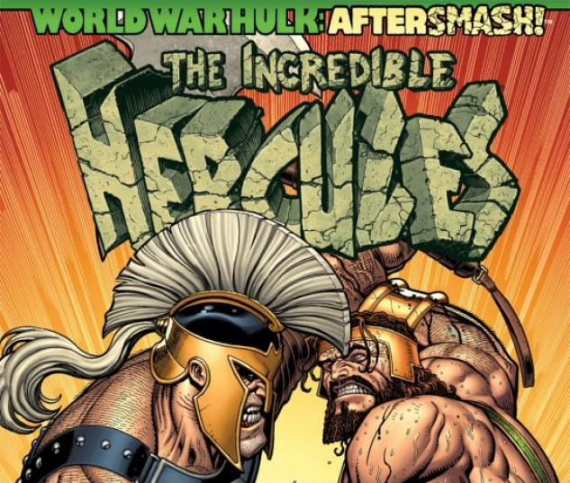 INCREDIBLE HERCULES #113