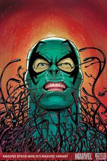 Amazing Spider-Man (1999) #573 (VILLAIN (50/50 COVER))