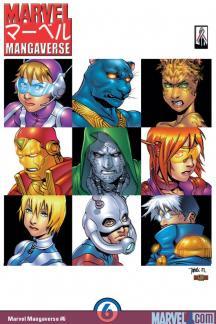 Marvel Mangaverse #6
