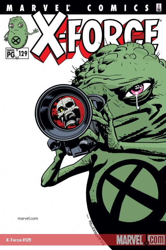 X-Force (1991) #129