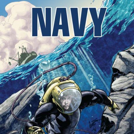 NAVY 101 STANDARD COMIC (2008)