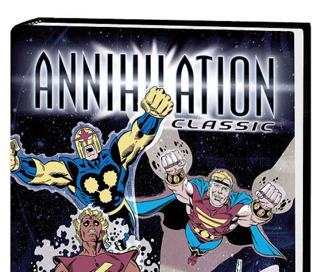 ANNIHILATION CLASSIC #0