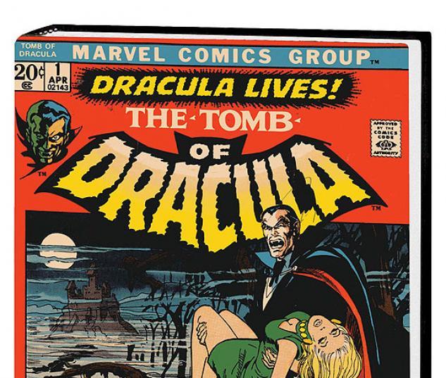 TOMB OF DRACULA OMNIBUS VOL. 1 #0