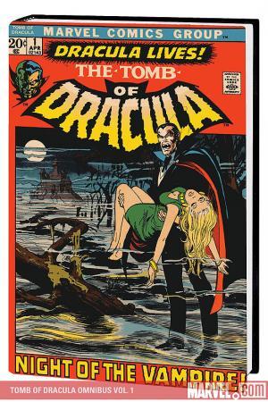 Tomb of Dracula Omnibus Vol. 1 (Hardcover)