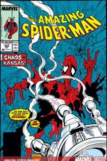 The Amazing Spider-Man #302