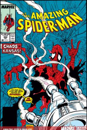 The Amazing Spider-Man #302