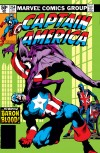CAPTAIN AMERICA #254 COVER