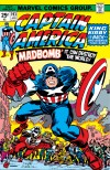 CAPTAIN AMERICA #193 COVER