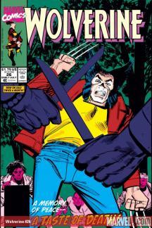 Wolverine (1988) #26