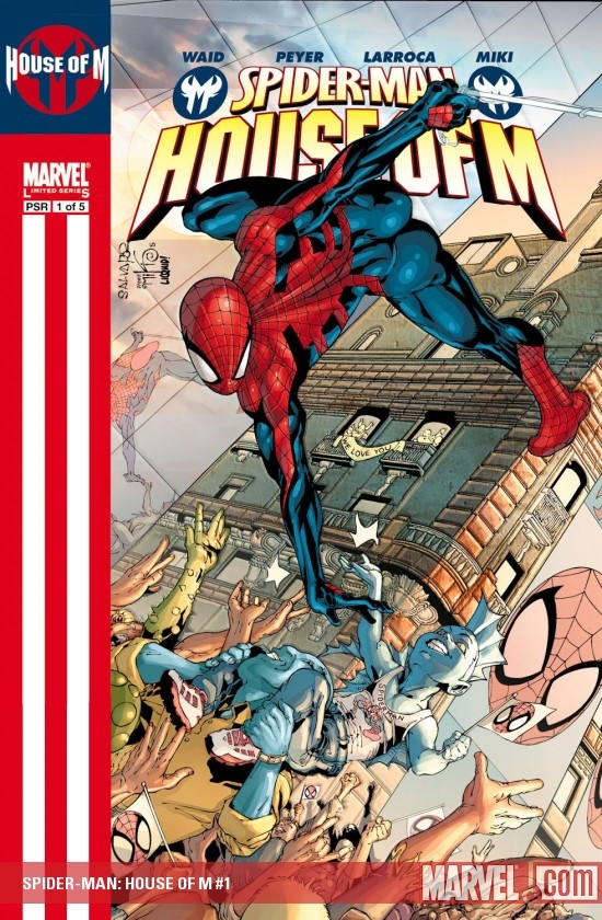Spider-Man: House of M (2005) #1