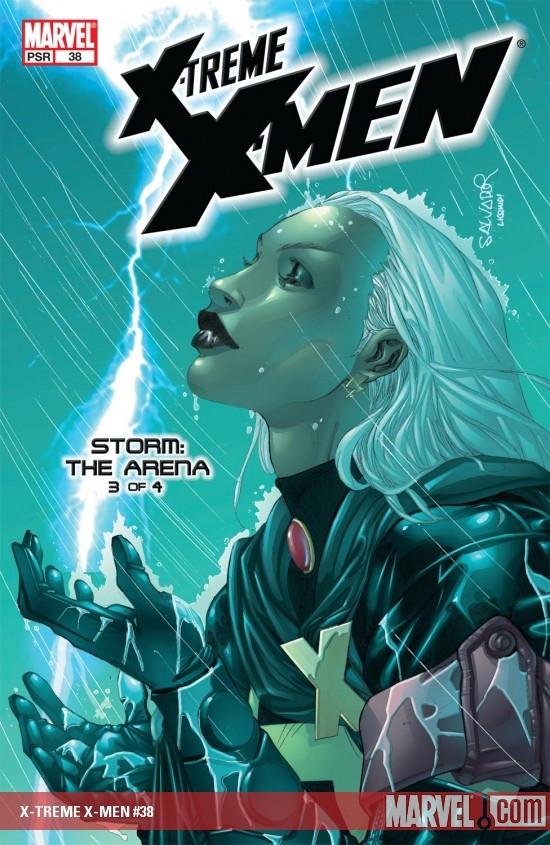 X-Treme X-Men (2001) #38