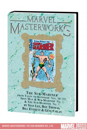 Marvel Masterworks: The Sub-Mariner Vol. 2 (2007)